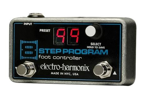 Pedal ELECTRO HARMONIX 8-STEP PROGRAM FOOT CONTROLLER