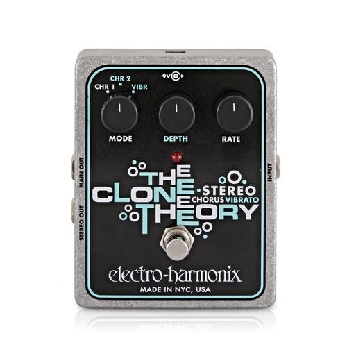 Pedal ELECTRO HARMONIX Stereo Clone Theory