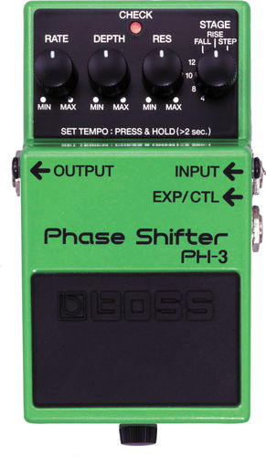 "Pedal BOSS   PH-3 Pedal Compacto ""Phase Shifter"""