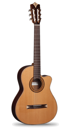 GUITARRA Alhambra Cross-Over CS-1 CW E1 - natural