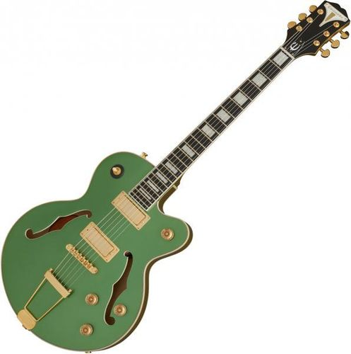 GUITARRA  Epiphone Uptown Kat ES Original - emerald green metallic