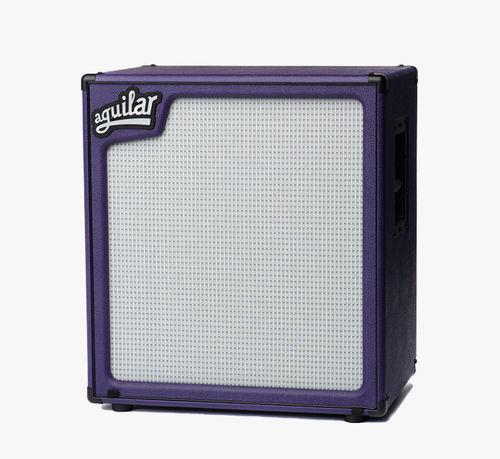 PANTALLA AGUILAR BAJO SL SERIES 4X10 4 Ohms - Royal Purple